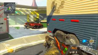 getlinkyoutube.com-Black Ops 2 Glitches: NEW On Top Of Nuketown 2025 Sky Barrier & Invincibility Glitch
