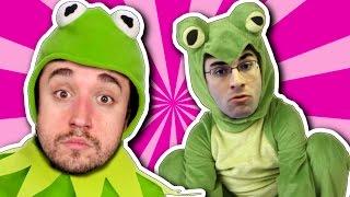 getlinkyoutube.com-NADA DE ÚTIL PARA VER AQUI! - Amazing Frog (PC)