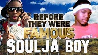 getlinkyoutube.com-SOULJA BOY - Before They Were Famous - Vs Chris Brown