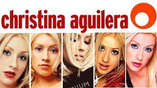 getlinkyoutube.com-Christina Aguilera: Christina Aguilera Album Megamix