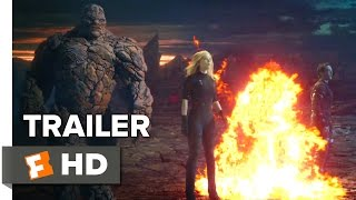 getlinkyoutube.com-Fantastic Four Official Trailer #2 (2015) - Miles Teller, Michael B. Jordan Superhero Movie HD
