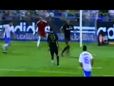 Real Zaragoza 0-6 Real Madrid All Goals Highlights 28/08/2011