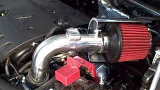 getlinkyoutube.com-PART 2- road race v2 intake install lancer