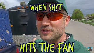 "getlinkyoutube.com-(Episode#15) ""Sh*t Hits The Fan"" - Landscaping REALITY SHOW"