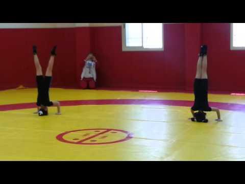 رياضة الجمباز واجمل حركاتها . ((Gymnastics  ((2