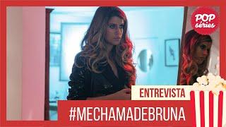 Entrevista com o elenco de #MeChamaDeBruna