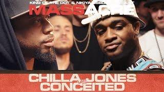 KOTD - Rap Battle - Chilla Jones vs Conceited