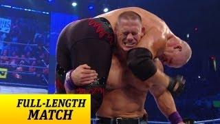 getlinkyoutube.com-FULL-LENGTH MATCH - SmackDown - John Cena vs. Kane - Lumberjack Match