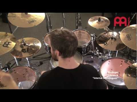 Alex Rudinger - Meinl Cymbals - Classics Custom Extreme Metal Series Promo for NAMM 2012