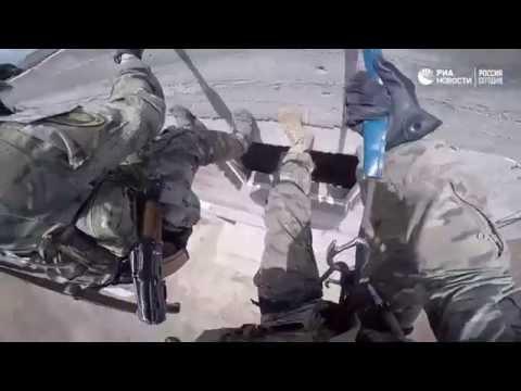 В Армении путинская Нацгвардия репетировала разгон «террористов».