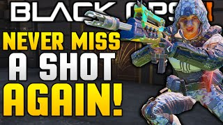"HOW TO HAVE ""PERFECT AIM!!"" BLACK OPS 3 - TIPS TO IMPROVE YOUR ACCURACY! (Call of Duty)"