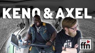 Axel trifft Keno