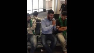 getlinkyoutube.com-القارئ حسين جعفر في مطار بيروت الدولي سجل اسمي