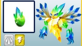 getlinkyoutube.com-Get Pulseprism Monster By Breeding In Monster Legends