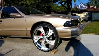 "getlinkyoutube.com-2015 Update! My 96 Caprice on 26"" Billet Wheels; Talking About Future Plans - 1080p HD"