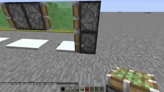 getlinkyoutube.com-cách làm xe hơi trong minecraft ( chạy dc )