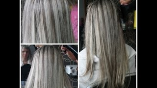 getlinkyoutube.com-Mechas Platinadas!