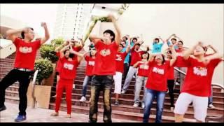 getlinkyoutube.com-2013新年歌 《得意洋洋》团康舞的呈现方式!