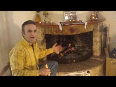 Μετατροπή απλού τζακιού σε ενεργειακό (τύπου αερόθερμο)