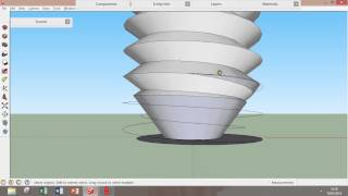 getlinkyoutube.com-How to create a bolt in Google SketchUp