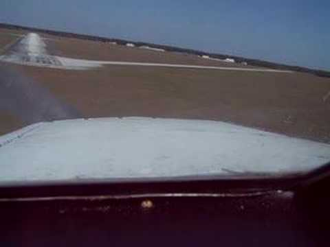 FULL SLIP LANDING PIPER WARRIOR