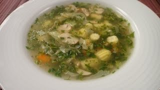 getlinkyoutube.com-Lemon Coriander Soup