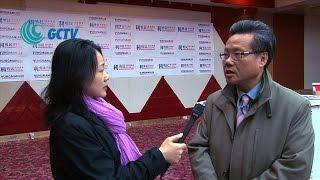 关于华人参政本台采访侨商联合会主席 郑棋 先生