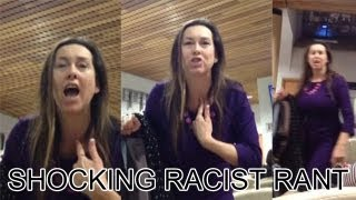 getlinkyoutube.com-Shocking Racist Rant of Woman Against Foreign Students in Ipswich NHS Hospital Waiting Room