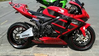 getlinkyoutube.com-Best Honda CBR 600 exhaust sounds
