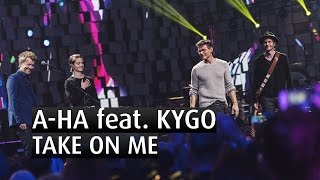 getlinkyoutube.com-A-HA feat KYGO - TAKE ON ME - EXCLUSIVE - The 2015 Nobel Peace Prize Concert