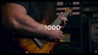 getlinkyoutube.com-John Petrucci demos his Sterling by Music Man JP100D