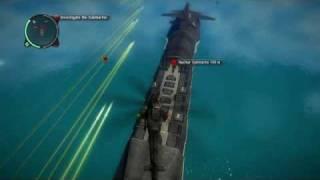 getlinkyoutube.com-Just Cause 2 Submarine