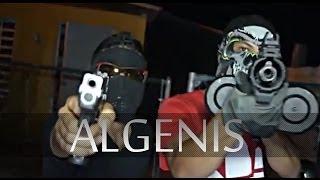 getlinkyoutube.com-Asi Es La Calle [Vídeo Oficial] - Algenis Ft. Panny De La Real