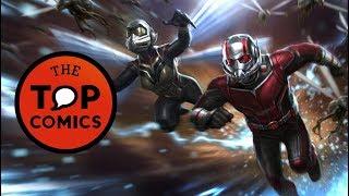 10 cosas que no sabías de Ant-Man y Wasp
