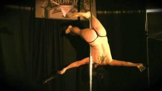 getlinkyoutube.com-STRIPTEASE POLE DANCE!!!