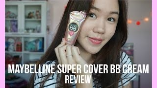 getlinkyoutube.com-♥ รีวิว MAYBELLINE SUPER COVER BB CREAM ♥ | pattypieee