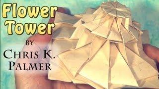 getlinkyoutube.com-Flower Tower by Chris K. Palmer (Tutorial)