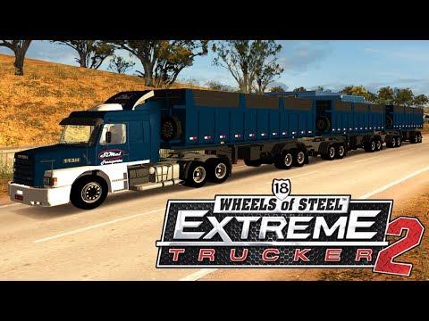 18 WoS Extreme Trucker 2 - Mega Caminhão