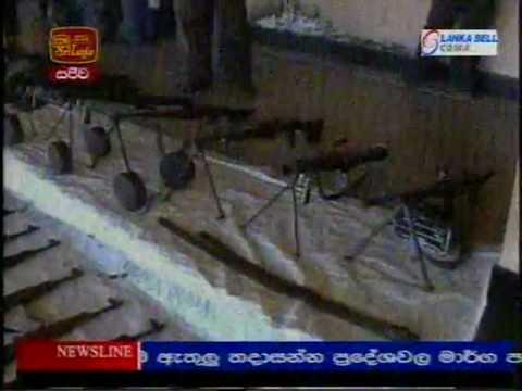 Former LTTE TMVP Disloves Their Military Wing 2009 Mar 06