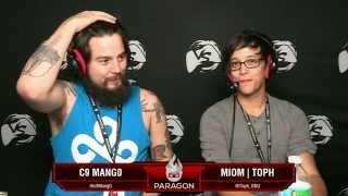 getlinkyoutube.com-Paragon LA - Mango Interview