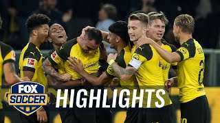 Borussia Dortmund vs. Eintracht Frankfurt | 2018-19 Bundesliga Highlights width=