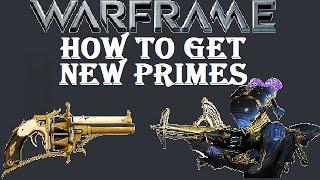 getlinkyoutube.com-Warframe - How To Get Nova/Soma/Vasto Prime