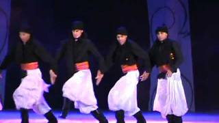 getlinkyoutube.com-Folklore Árabe