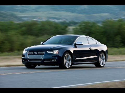 2013 Audi S5 Quattro 0-60 MPH 1 mile above sea level Performance Test