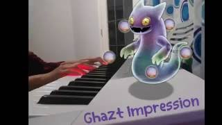 getlinkyoutube.com-My Singing Monsters: Ghazt (Plant Island) Impression