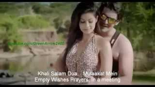getlinkyoutube.com-Khali Salam Dua Song Lyrics Hindi & English Translation From The movie: Shortcut Romeo