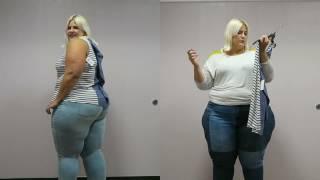 getlinkyoutube.com-In the Dressing Room: Dillards Plus Size Try On