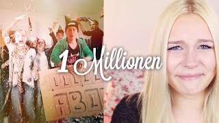 getlinkyoutube.com-1 Millionen mal DANKE! ( Emotionales Abo-Special ♡ )