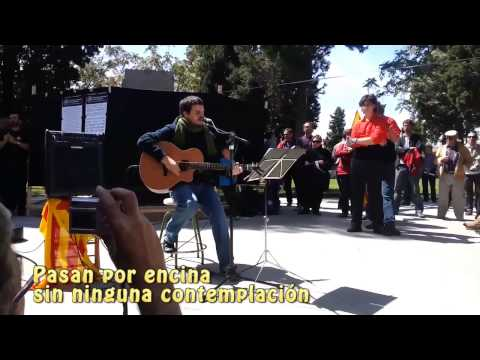 HOMENAJE A LAS VCTIMAS DEL FRANQUISMO en el cementerio de Valencia_21_4_13