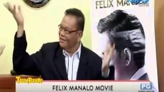 getlinkyoutube.com-TAUMBAHAY- JOEL LAMANGAN director of FELIX MANALO movie2015
